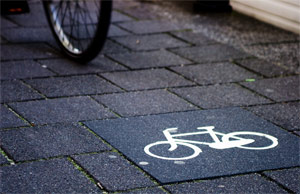 Transport med cykel